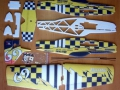 rcxinc_racer_mustang_yellow_rc_factory_kit