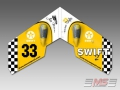 Swift II Retro Yellow