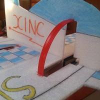 Sumo 3D - 3 ème partie - Suite de la construction