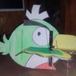 Angry birds : C'est partie pour la deuxième version.
