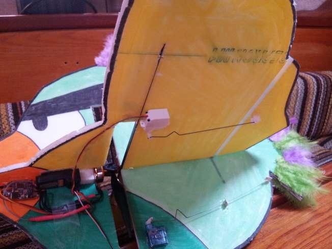 Angry Birds install_radio_aileron @ rcxinc.fr/