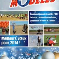 Aéro Modèles - Décembre 2013 / Janvier 2014 - N° 94.
