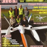 RC Pilot 123 de Février 2014 : Le sommaire du numéro.