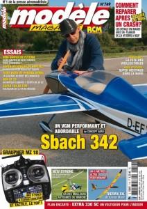 Modèle magazine N° 749