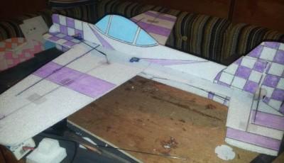Yak 55 EPP - 2ème Partie : Construction