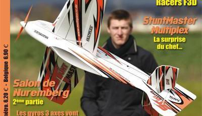 RC Pilot 125 d' Avril 2014 : Le sommaire