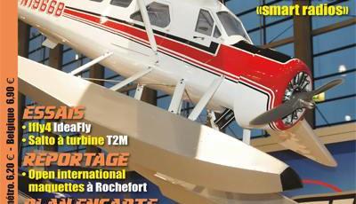 RC Pilot 124 de Mars 2014 : Le Sommaire.