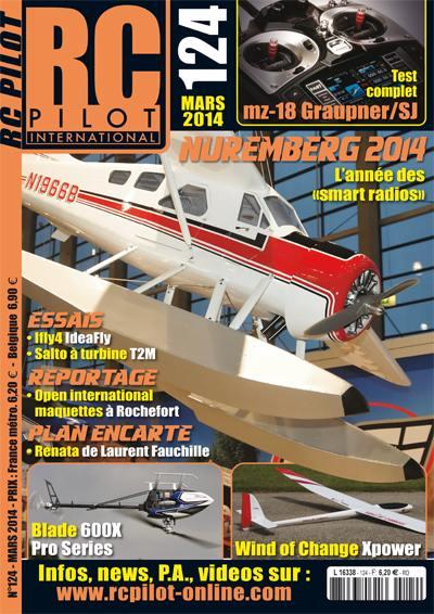 RC Pilot 124 - Couverture