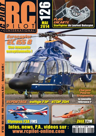 RC Pilot 126 - Couverture