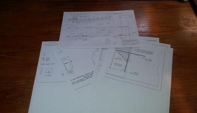 Le Mimi : Construction - 2ème Partie: Le fuselage.