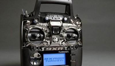 Turnigy 9XR Pro, la dernière radio vendu par HK