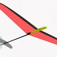 ELF de Vladimir's Models, planeur F3K