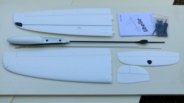 Kit du libelle Dream Flight @ Planet-Soaring.com