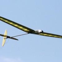 L'Aspi 97 de BLH Andorra : Un planeur F3K à construire.