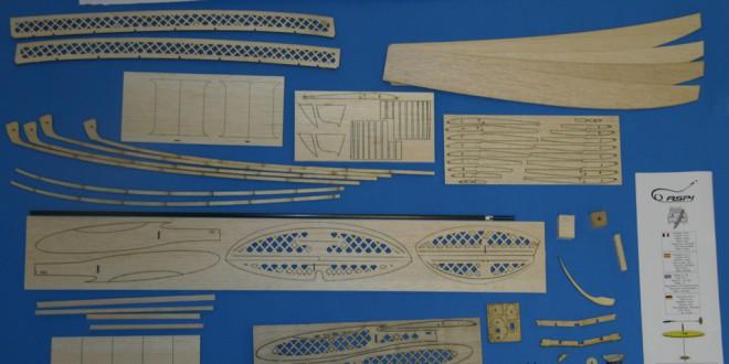 Aspi 97 - Les éléments du Kit.