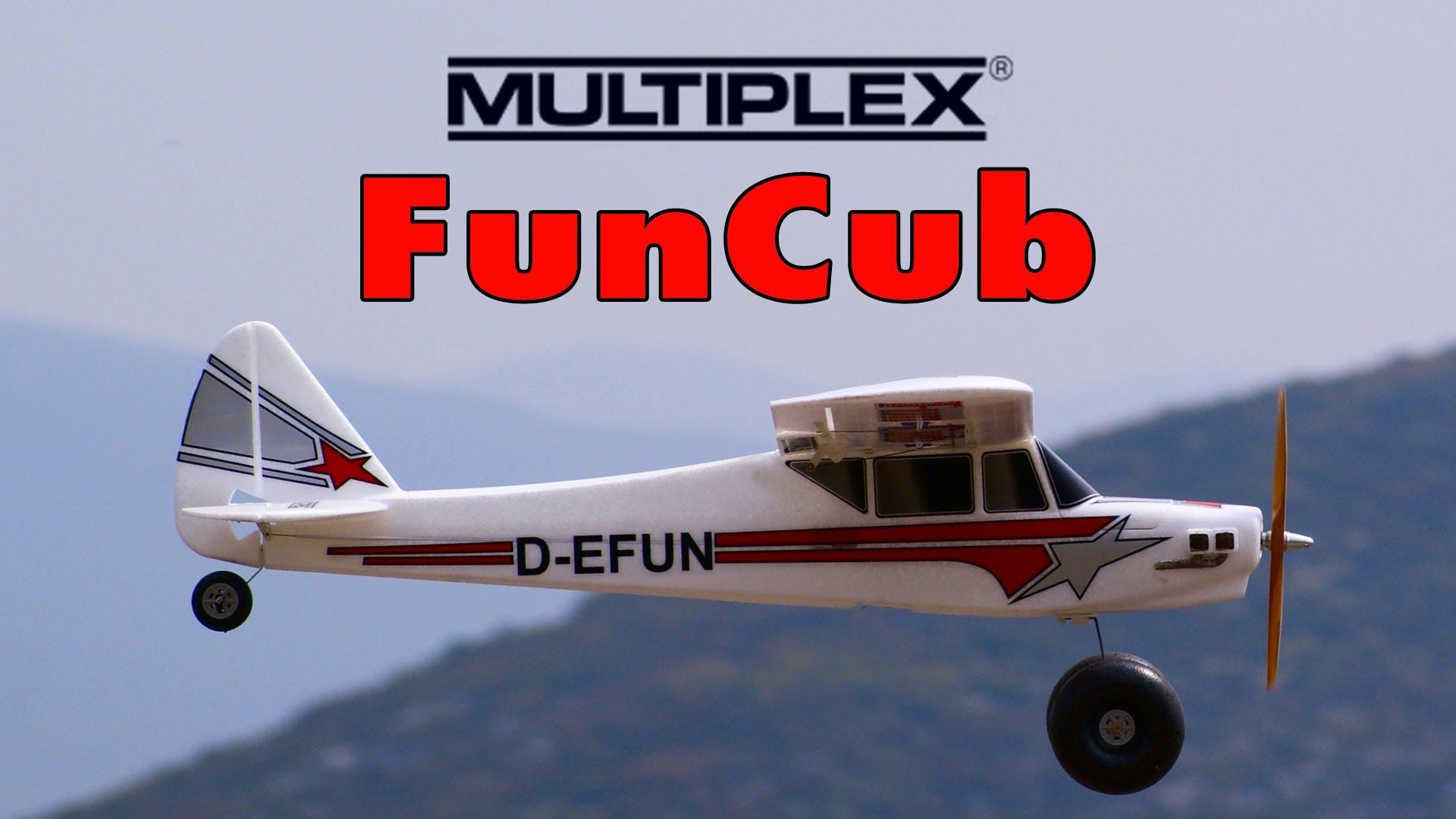 Funcub multiplex complet
