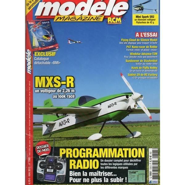 Modele Magazine 728