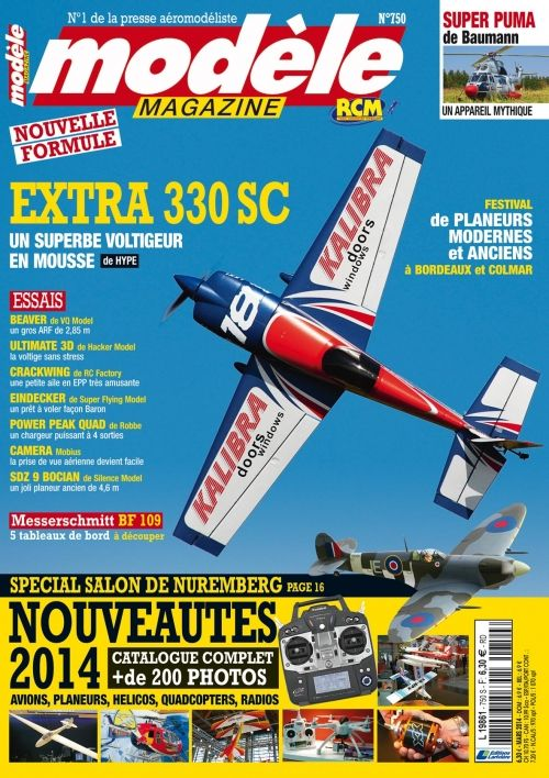 modele magazine 750