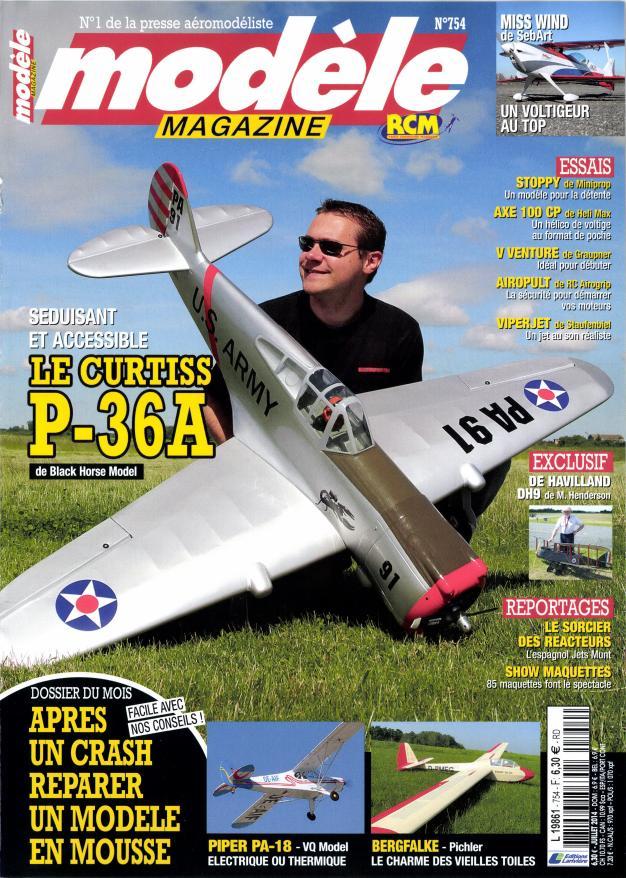 modele magazine 754