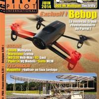 RC Pilot 127 de Juin 2014 : Le sommaire.