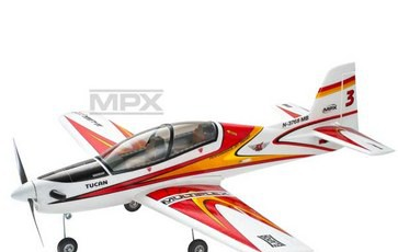 Le TUCAN de Multiplex: Un aile basse de caractère.