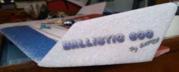 Ballistic 600 de Pro-Tronik - Winglets