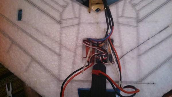 Ballistic 600 de Pro-Tronik - Electronique