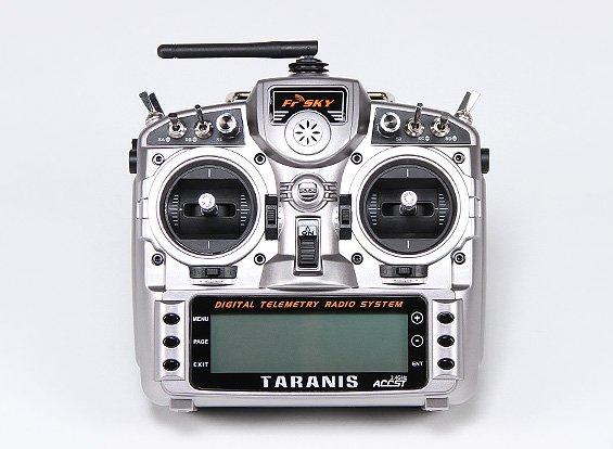 taranis x9d FR-Sky Vue de face