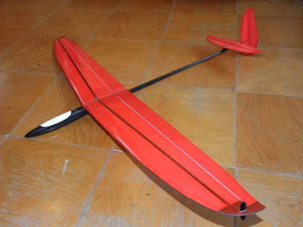 thowt de RC Gliders