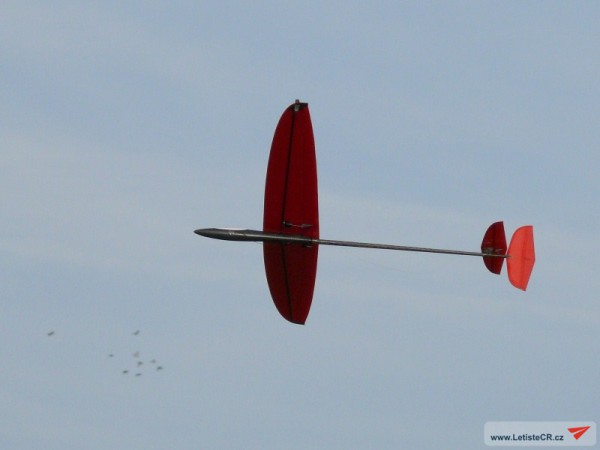 Thowt de RC Gliders - En vol