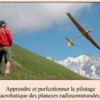 Voltige Planeur RC - Image à la Une