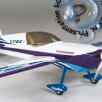 EDGE 540T 50 de Great Planes: Voltigeur pour pilote exigeant