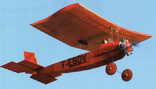 MRA 841 - Farman Carte Postale