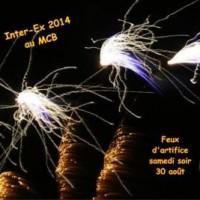 INTER-EX 2014: Une manifestation hors du commun.