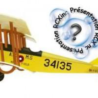 Le JENNY JN-4 250 ARTF de E-Flite: Old Timer venu des USA