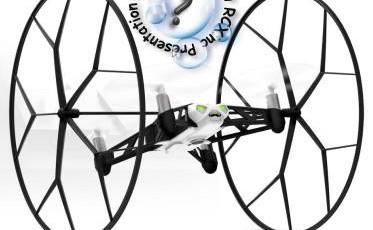 Rolling Spider - Image à la une