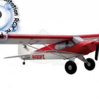 Le SPORT CUB de ParkZone: Inspiré du Piper Super Cub.