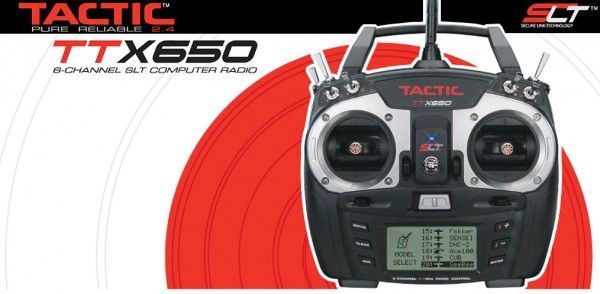 TACTIC TTX650