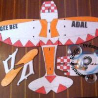 GEE BEE Racer premiers vols: Enfin dans son élément.