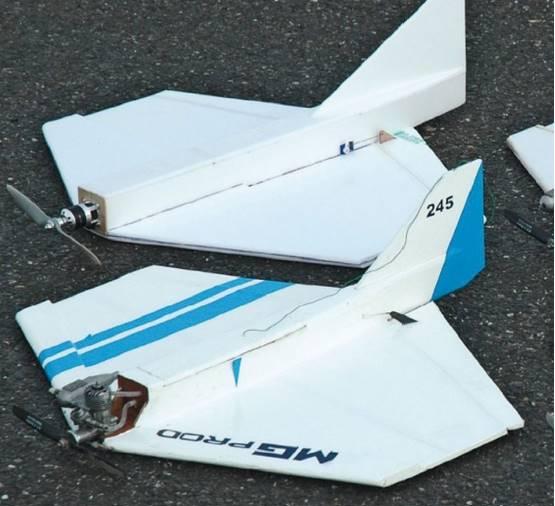 Modele magazine 757 - Hexafly