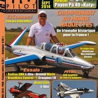 RC Pilot 130 de Septembre 2014 disponible dans les kiosques.