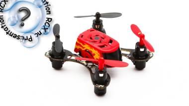 FAZE de HobbyZone: Le quadricoptère ultra compact.
