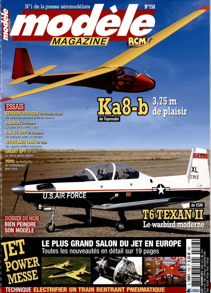 Modele Magazine 758