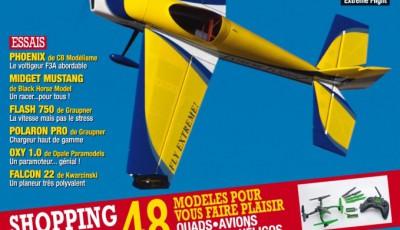 Modele Magazine 759 de Décembre 2014 : Le Sommaire..