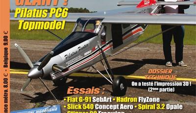 RC Pilot 132 de Novembre 2014 disponible dans les kiosques.