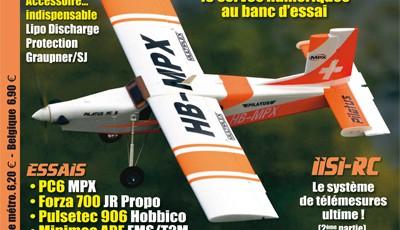 RC Pilot 134 de Janvier 2015 disponible dans les kiosques.