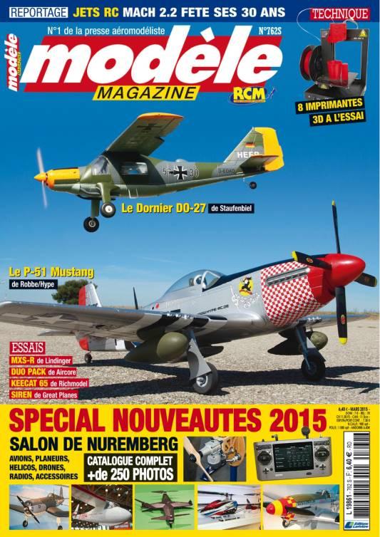 Modele magazine - 762 - Couv