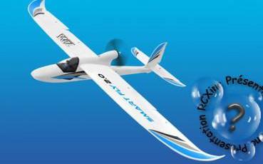 Le Smart Fly 2.0 By T2M : Un moto-planeur de début idéal.