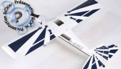 Decathlon 350 de Ares : Un avion parfait pour les débutants.