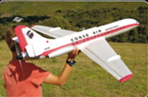 """Rc Pilot 136 - SE210 """"Caravelle"""""""